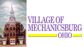 Village of Mechanicsburg Ohio logo